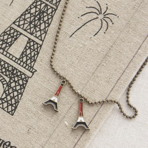 NE/2개세트] 파리의 낭만 - 컬러 에펠탑
