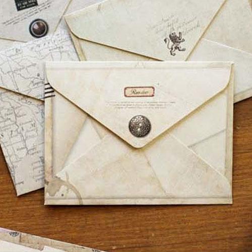 Ancien Envelope pack 편지봉투 팩