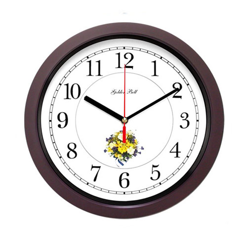 모던St.무소음원형벽시계(28cm) GB4067