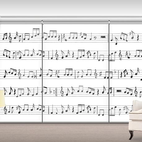 GL12010 - music score