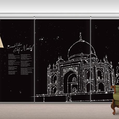 GL11200 - 빛나는 타지마할
