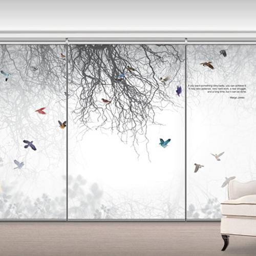 NL7960 - 가시나무새들
