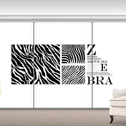 GL13490 - Zebra Design