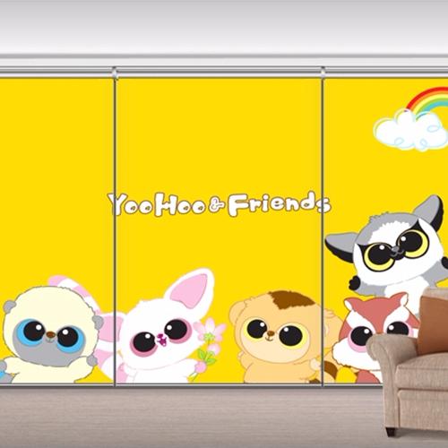 YL0180 - 안녕친구들