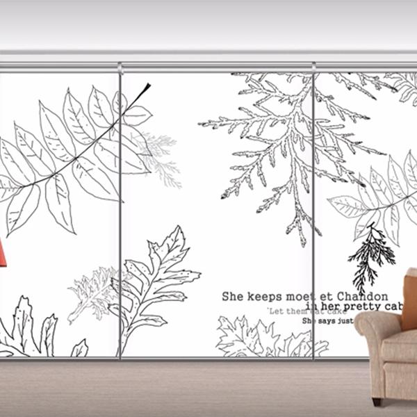 NL7740 - 나뭇잎