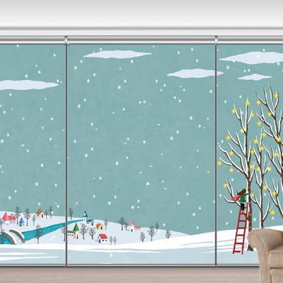 KL4570 - 눈오는날