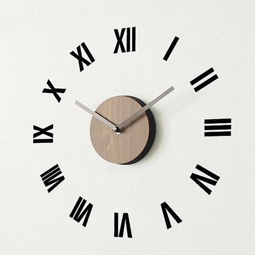 ROME BASIC CLOCK [못박으실필요없습니다.^^]
