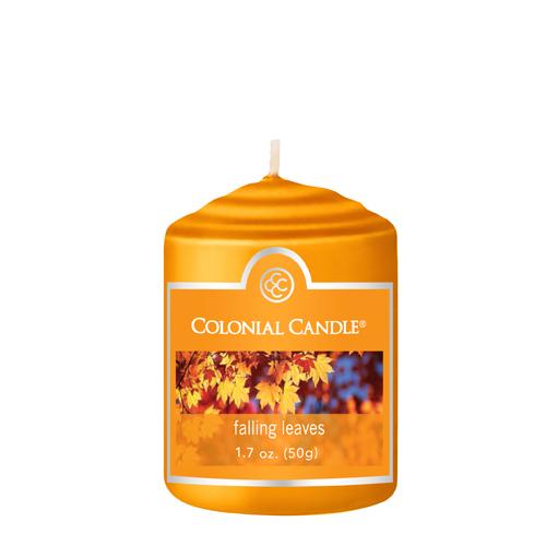 [콜로니얼 캔들2107] 보티브 캔들 1.7oz 낙엽