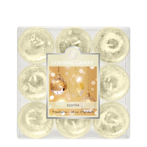 [콜로니얼 캔들1865] 티라이트(9pk)캔들 반짝임
