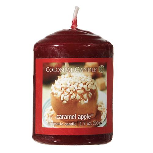 [콜로니얼 캔들] 보티브 캔들 1.7oz 캐러멜 애플