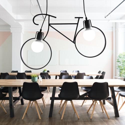 LED 자전거 2펜던트 식탁등 인테리어조명