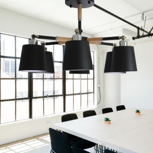 LED 마티 6등 직부등 식탁등 인테리어조명