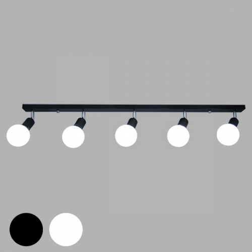 LED 자유봉 5등 주방등 레일조명 식탁등 LED조명