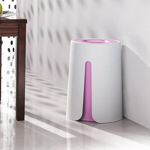 뉴압축휴지통(핑크)