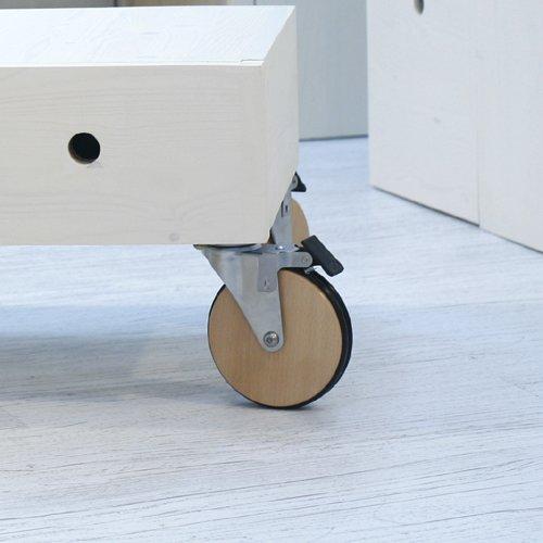 100미리 2줄링 디자인 인테리어 바퀴