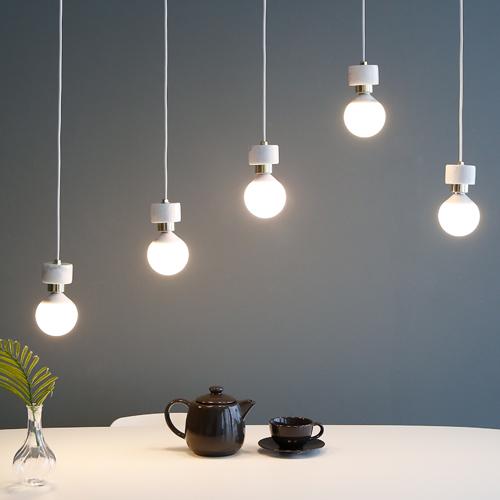 [LED] 에즈 5등 펜던트