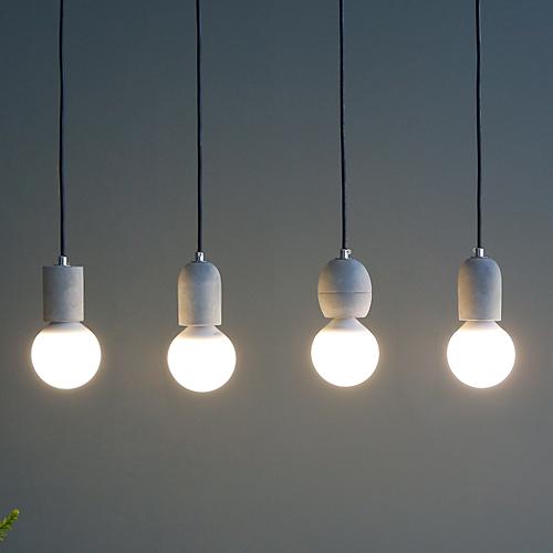 [LED] 코나 4등 펜던트