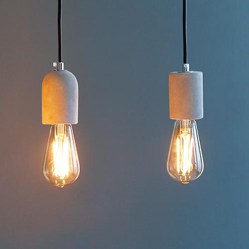 [LED] 코나 2등 펜던트 - 에디슨