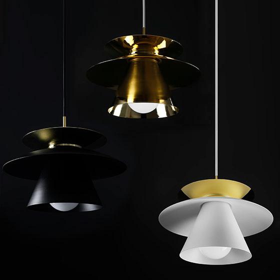 [LED] 밍고 3등 펜던트(3color)