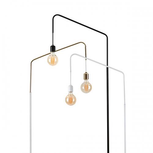 [LED전구포함] 헤펠 장스탠드 (직선형-3color)