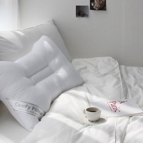 항균 경추 베개 솜 40×60