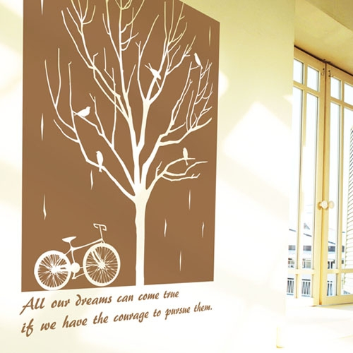 비와 자전거