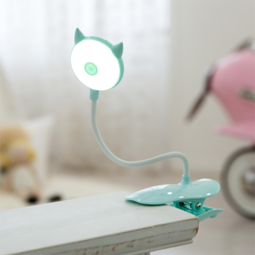 악마 LED 스탠드 [집게형] (밝기조절가능/USB전원)