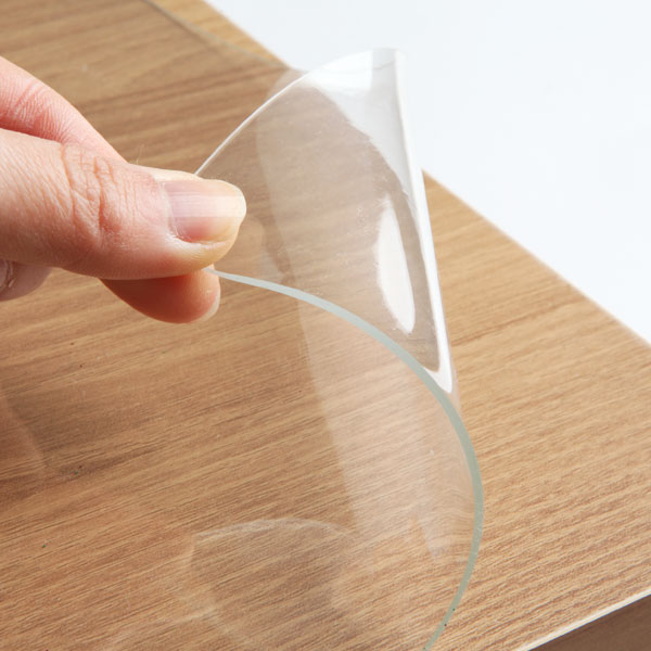 유리대용 투명매트-사각[폭40Cm] (두께3mm)
