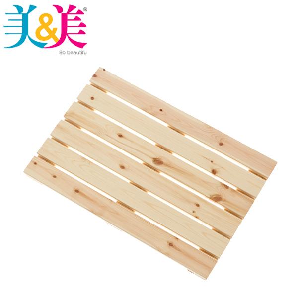 미송나무 발판 - 소형 (일반/변기)
