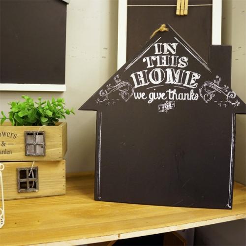 하우스 행잉 칠판