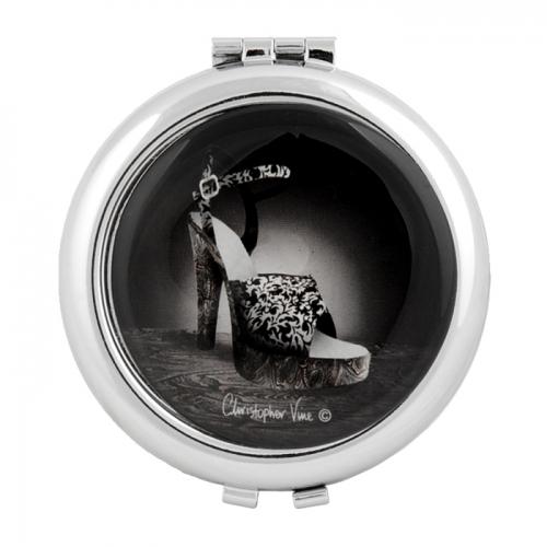 Compact Mirror 손거울 - AVENUE MONTAIGUE (CF0054)