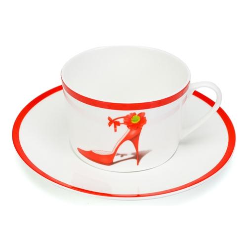 PRIMA DONNA - CUP & SAUCER