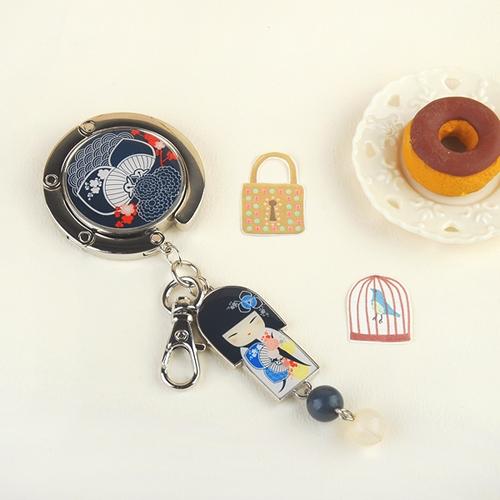 가방걸이 - 자신감의 TSUKIKO (KF0507) 슈키코 가방걸이