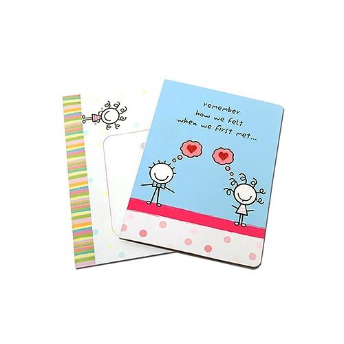 스머크 카드 - FIRST MET (SCSM035)