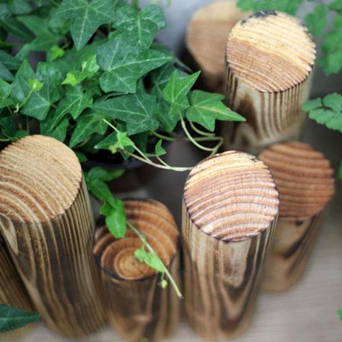 통나무울타리