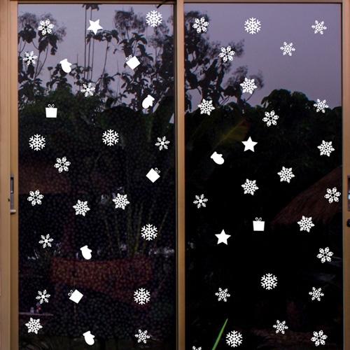 cmi069-크리스마스 눈꽃 패턴3