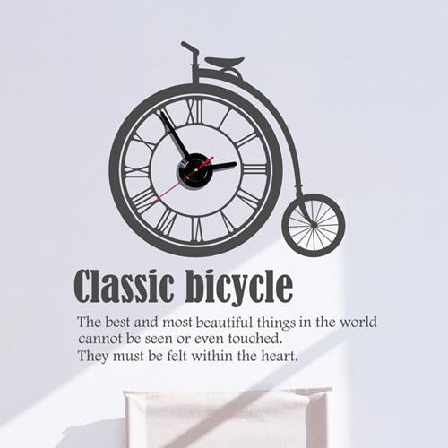 jkc041-클래식 자전거_그래픽시계