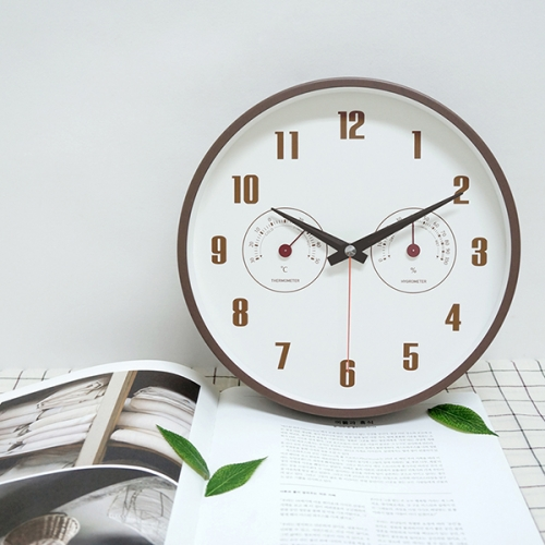 라이프온습도벽시계