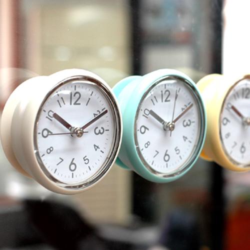 욕실 방수시계(3color)