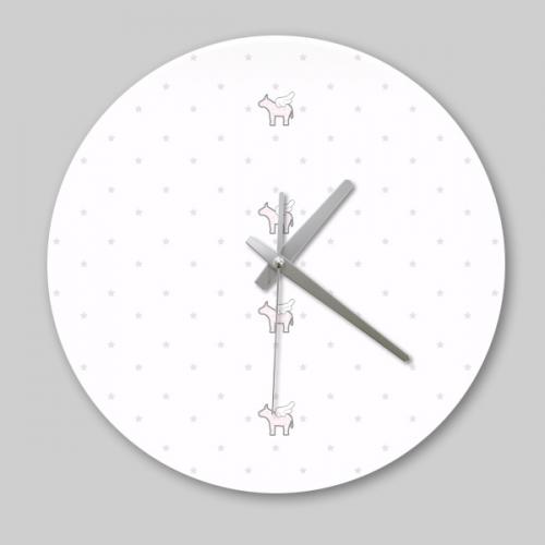 [디자인 시계]북유럽 스타일 WC664