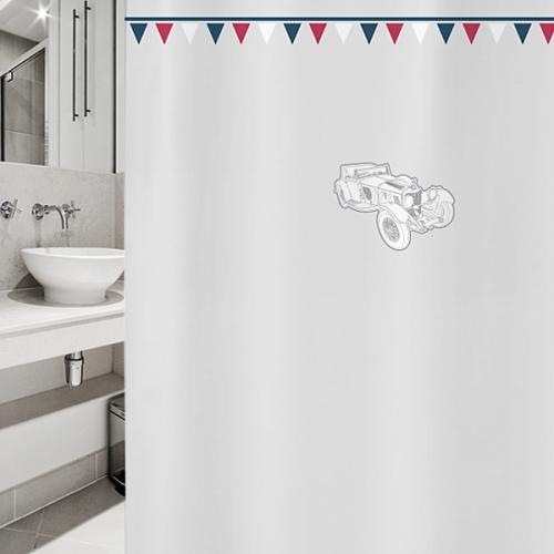[샤워 커튼]북유럽 스타일 sc308
