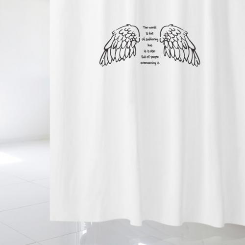[샤워 커튼]빈티지 스타일 vsc 69