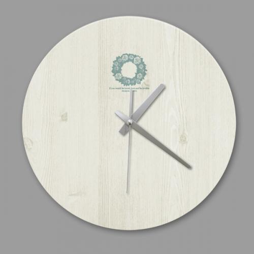 [디자인 시계]빈티지 플로리아