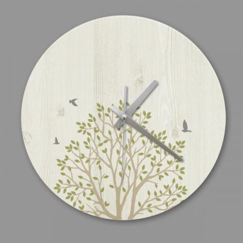[디자인 시계]빈티지 향기나무