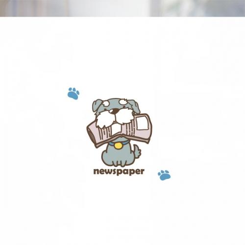 [불투명 창문시트]큐트도그 06