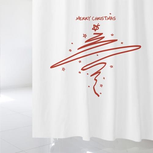 [샤워 커튼]크리스마스 스타일 SC01~CSC60