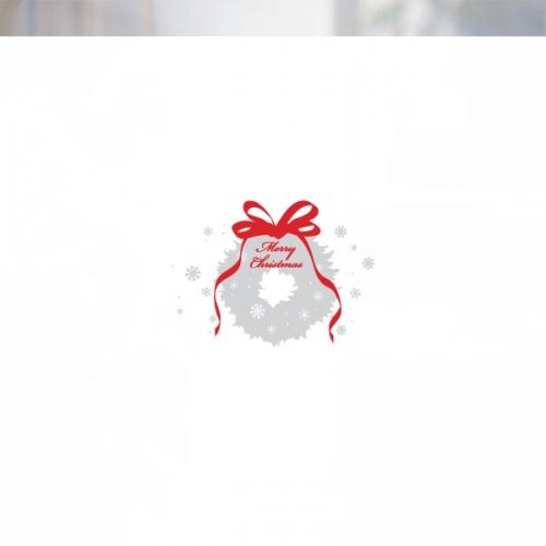 [불투명 창문시트]크리스마스 스타일 NTCCW21