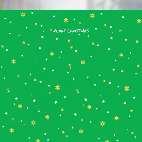 [불투명 창문시트]크리스마스 스타일 NTCCW35