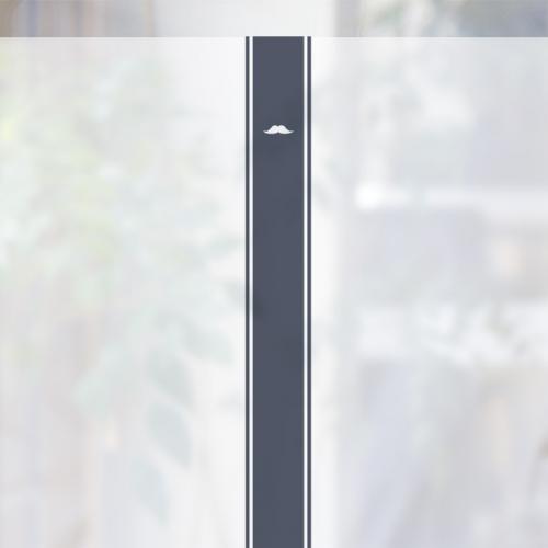 [무점착 창문시트]북유럽 스타일 NCW 910