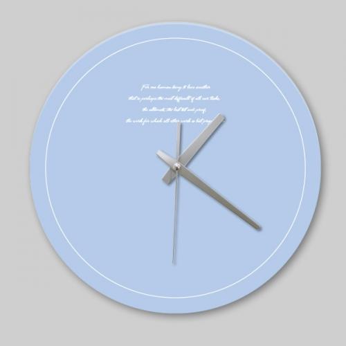 [디자인 시계]러브 메세지 LM 04